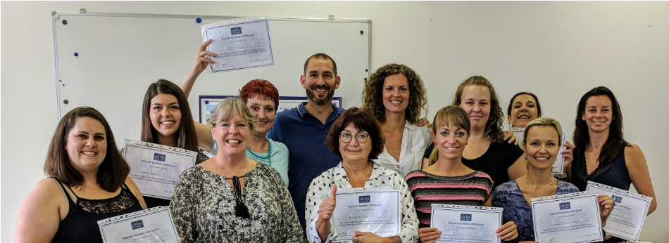 Prague Regional Training Course, August 2018