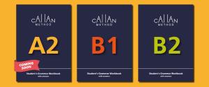 Callan A2 Student's Grammar Workbook + B1 and B2