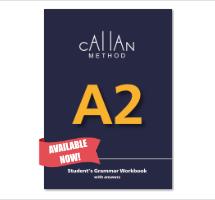 A2 Student's Grammar Workbook